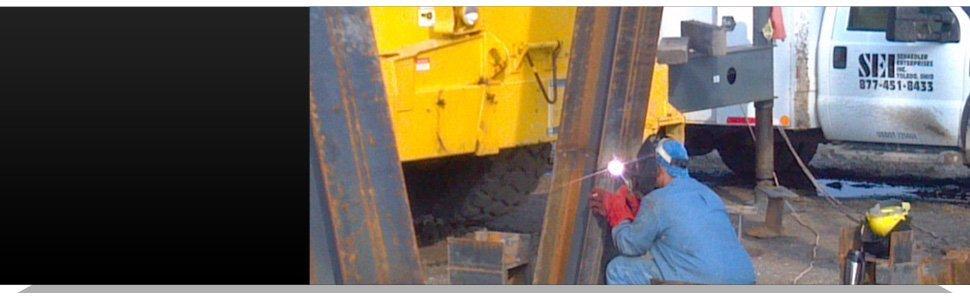 Pile Drivers | Toledo, OH | Schaedler Enterprises Inc. | 419-727-9930