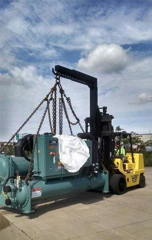 Machinery Moving | Toledo, OH | Schaedler Enterprises Inc. | 419-727-9930