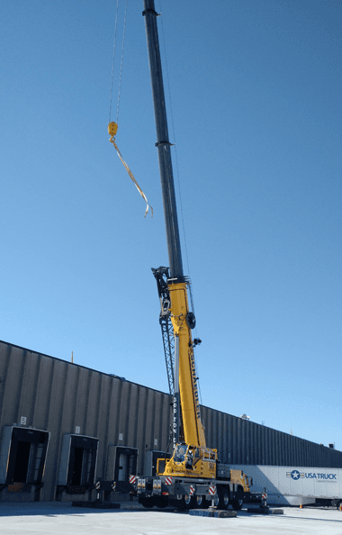 Safety for Crane | Toledo, OH | Schaedler Enterprises Inc. | 419-727-9930