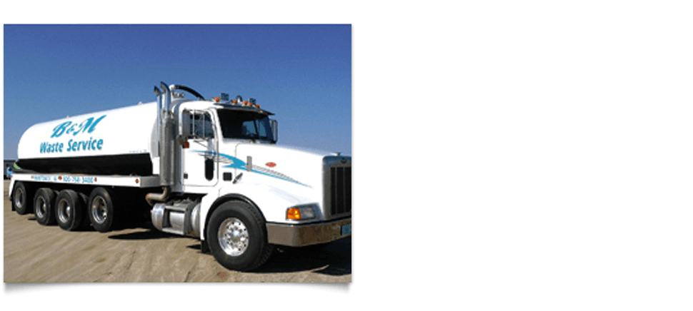 Septic Service | Manitowoc, WI | B & M Waste Service Inc. | 920-758-3400
