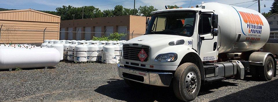 Propane Tanks Dallas PA | Commercial Propane Supplier Bear Creek