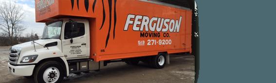 Moving | Cincinnati, OH | Ferguson Moving & Storage Co Inc | 513-878-1486