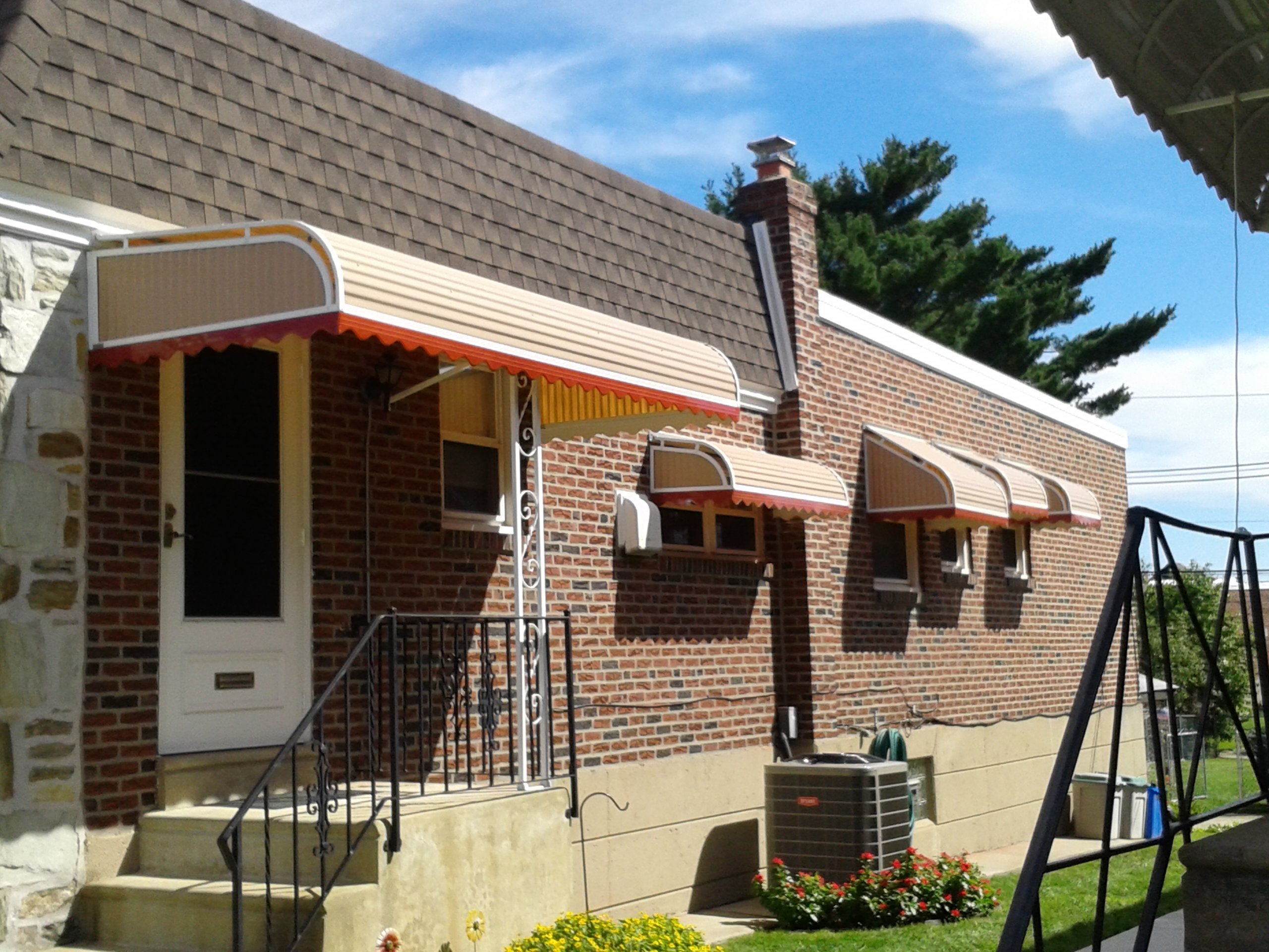 Phoenix Awning Company Photo Gallery Philadelphia Pa