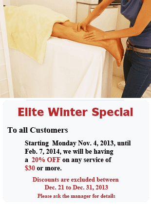 Waxing | Arlington, TX | Elite Spa & Nail | 817-465-7077