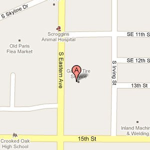 1330 S Eastern Avenue Oklahoma City, OK  73129