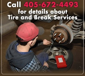 tire repair -Oklahoma City, OK - Garcia Tire Service Inc. - auto repair