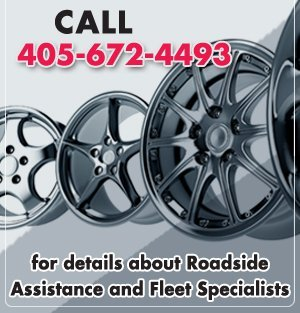 auto tires -Oklahoma City, OK - Garcia Tire Service Inc. - tire