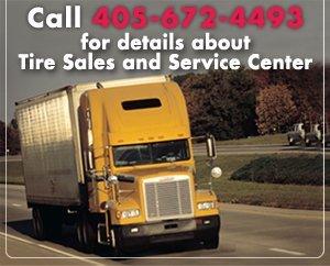 truck tires -Oklahoma City, OK - Garcia Tire Service Inc. - truck