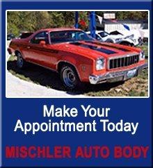 Collision repair - Festus, MO - Michler Auto Body