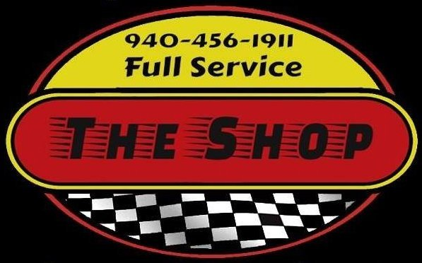 The Shop - Logo