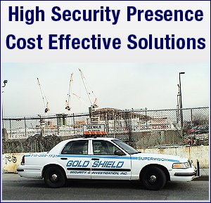 Security Vehicles - Brooklyn, NY - Gold Shield Security & Investigation, Inc.