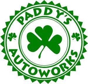 Paddy's AutoWorks - logo