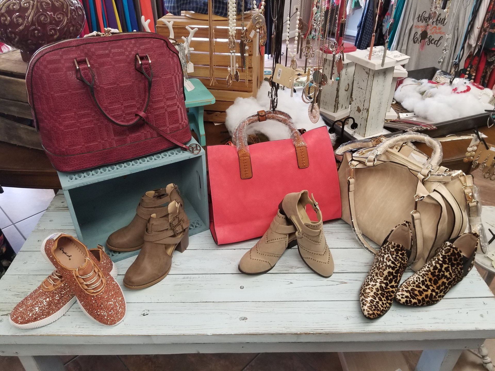 Purses & Shoes
