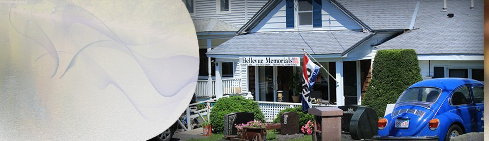 Monument Installation | Adams, MA | Bellevue Memorials | 413-743-0604