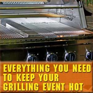 Grills And Grill Parts - Cedar Rapids, IA - The Grill Works - pork bqq - Everything You Need To Keep Your Grilling Event HOT