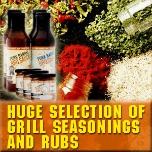 Grill Seasonings And Rubs - Cedar Rapids, IA - The Grill Works - spices, seasonings and rubs - HUGE Selection of Grill Seasonings And Rubs