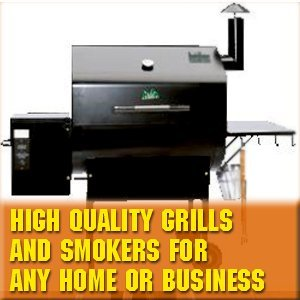 Grill Sales - Cedar Rapids, IA - The Grill Works LLC - grill smoker - High Quality Grills And Smokers For Any Home Or Business