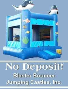 Bounce House Rental - South Suburban Denver, CO - Blaster Bouncer Jumping Castles, Inc.