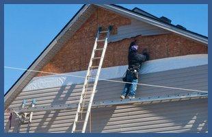 Exterior home repair   Brooklyn, WI   Seidel Construction LLC   608-235-0304