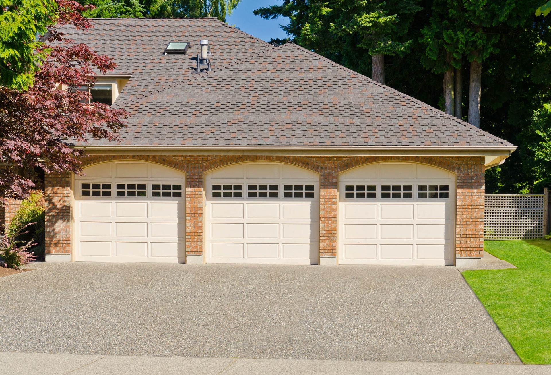 Complete Garage Door Installation And Repair Work