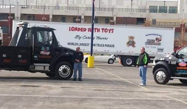 Towing and Transport Services