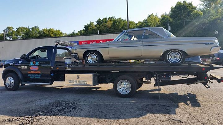Towing | Rockford, IL | A To Z Towing | 815-964-0834