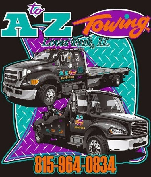 A to Z Towing Inc - Logo