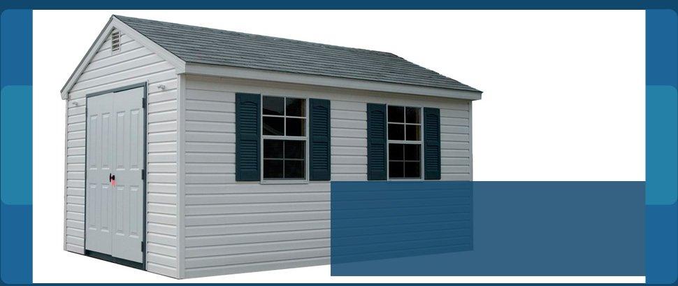 Storage Sheds | Jackson, MI | Affordable Homes | 517-596-2083