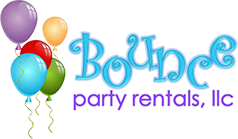 Bounce Party Rentals, LLC. - Logo