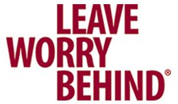 Leave worry behind