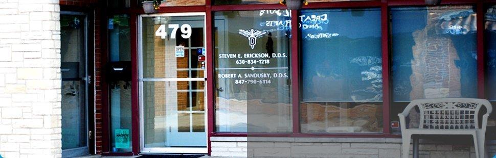Elmhurst IL - General Dentistry - Steven E. Erickson, DDS