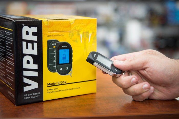 Viper Remote