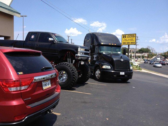 Car, Truck, RV
