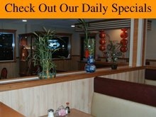 Chinese Food - Astoria, OR - Golden Luck Chinese Restaurant & Lounge