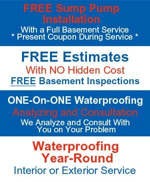 Basement Waterproofing - Davenport, IA  - Iowa / Illinois Basement Waterproofing and Home Services