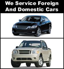 Car Repair Services - Joshua, TX - A+ Automotive Repair & Service