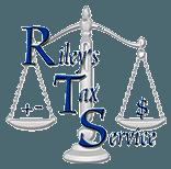 Riley's Tax Service - Logo