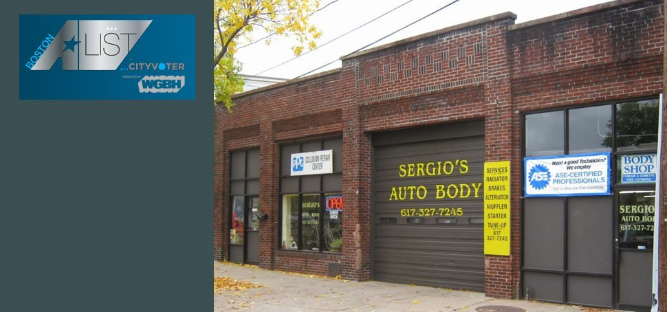 auto body repair | Roslindale, MA | Sergio's Auto Body | 617-327-7245
