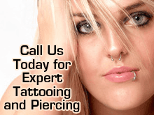Tattoo - Centralia, WA - Lucky No.3 Tattoo Company - piercing - Call Us Today for Expert Tattooing and Piercing