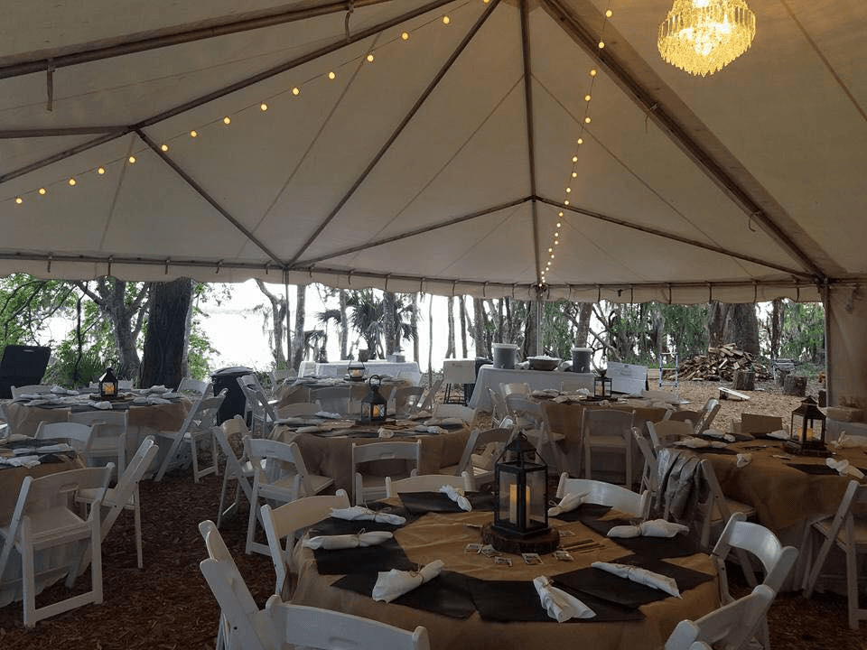 Tent Table And Chair & Marieu0027s Tables u0026 Tents | Party Equipment | Orange Park FL