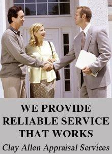 Real Estate Appraiser - Marshall, TX - Clay Allen Appraisal Services - Appraiser