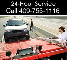 Wrecker service - Lumberton, TX - T&V Towing & Recovery