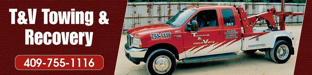 Towing - Lumberton, TX - T&V Towing & Recovery