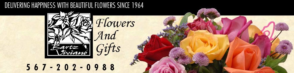 Flower Shop - Toledo, OH - Bartz Viviano Flowers & Gifts