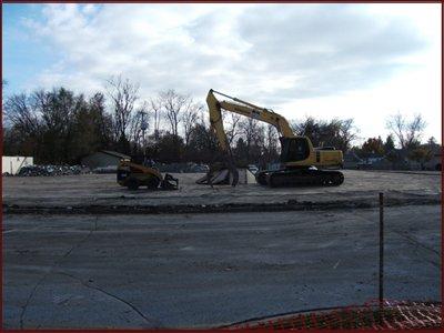 Demolition Project Photos | Altoona, IA | Iowa Demolition | 515-729-9268
