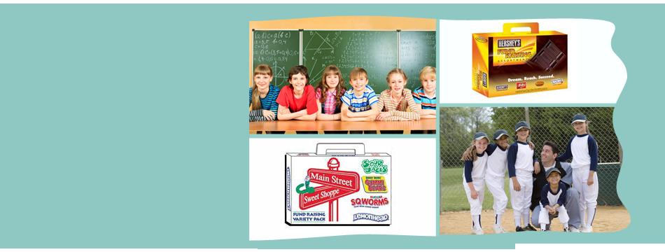 Fundraising candy kits   West Monroe, LA   Silmon Cash & Carry Inc.   318-322-2661