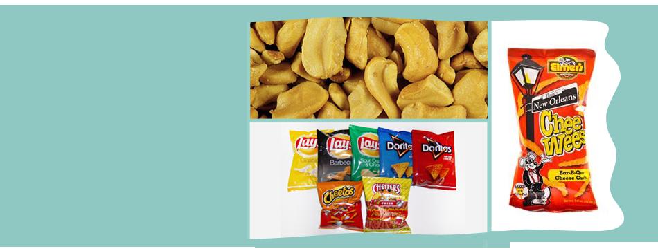 Snacks   West Monroe, LA   Silmon Cash & Carry Inc.   318-322-2661