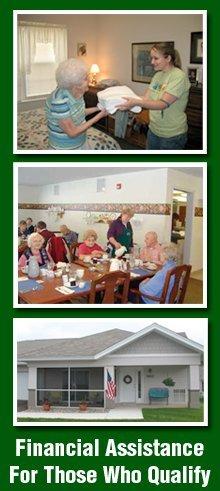 Elder Care Services - Cloquet, MN - Evergreen Knoll