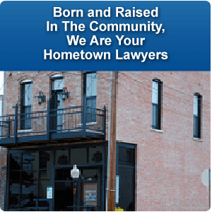 Personal Injury Lawyers - Searcy, AR - Simpson Law Firm - law office - Born and Raised In The Community, We Are Your Hometown Lawyers