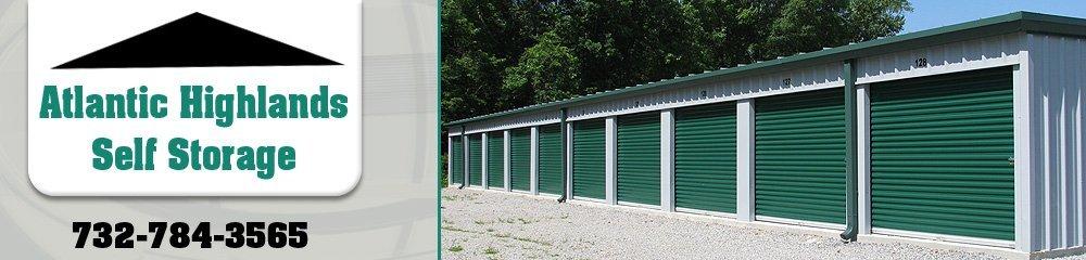 Storage Red Bank, NJ   Atlantic Highlands Self Storage